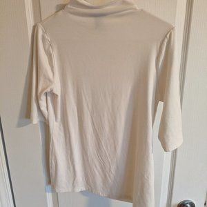 White house black market white shirt
